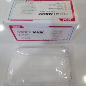 meltblown cerrahi maske ultrasonik dişikli maske üç telli maske renkli maske